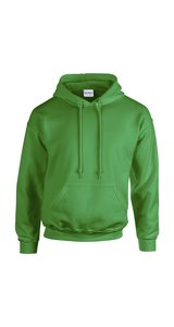 Heavy Blend? Hooded Sweatshirt [Irish Green, L]