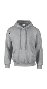 Heavy Blend Hooded Sweatshirt [Sport Grey (Heather), 3XL]