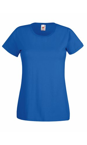 Lady-Fit Valueweight T, Fotl   [Royal, XS]