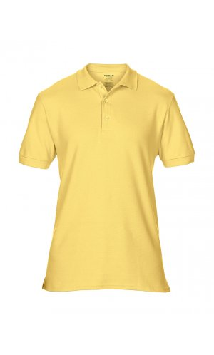 Premium Cotton® Double Piqué Polo [Daisy, S]