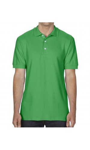 Premium Cotton® Double Piqué Polo [Irish Green, S]
