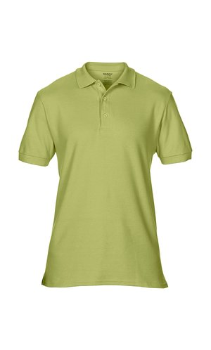 Premium Cotton® Double Piqué Polo [Kiwi, S]