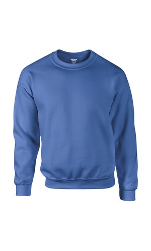 DryBlend Crewneck Sweatshirt [Royal, M]