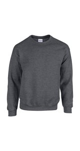 Heavy Blend? Crewneck Sweatshirt [Dark Heather, S]