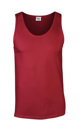 Softstyle® Tank Top [Red, L]