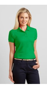 DryBlend Ladies Double Piqué Polo