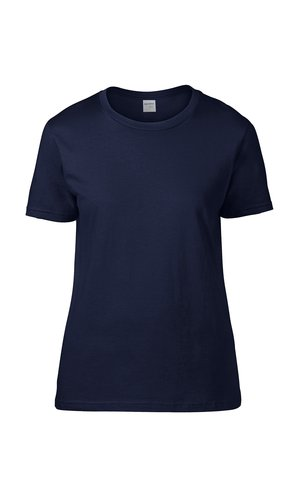 Premium Cotton® Ladies` T-Shirt [Navy, S]
