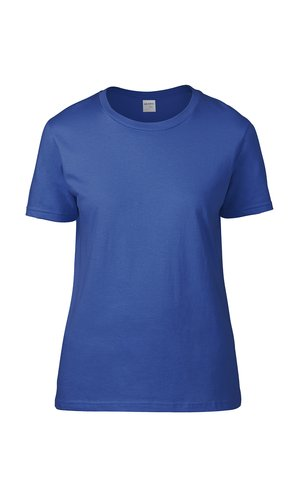 Premium Cotton® Ladies` T-Shirt [Royal, S]