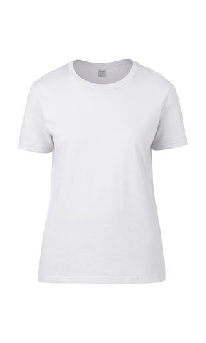 Premium Cotton® Ladies` T-Shirt [White, S]
