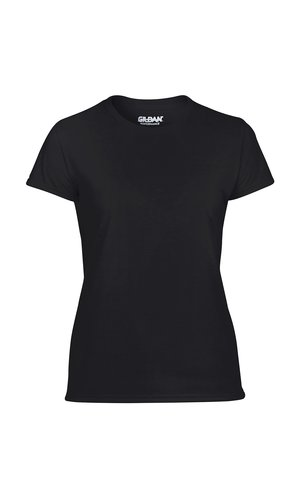 Performance® Ladies` T-Shirt [Black, XL]