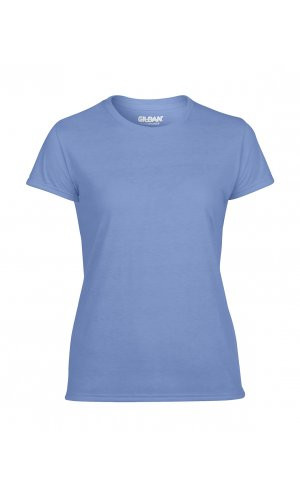 Performance® Ladies` T-Shirt [Carolina Blue, XS]