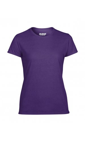 Performance® Ladies` T-Shirt [Purple, XS]