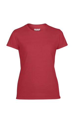 Performance® Ladies` T-Shirt [Red, M]