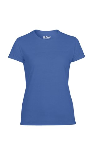 Performance® Ladies` T-Shirt [Royal, XS]