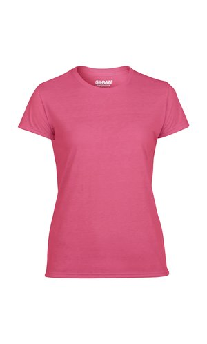 Performance® Ladies` T-Shirt [Safety Pink, XS]