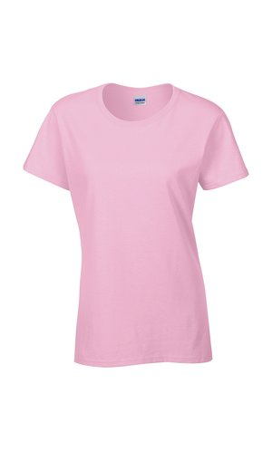 Heavy Cotton? Ladies´ T-Shirt [Light Pink, S]