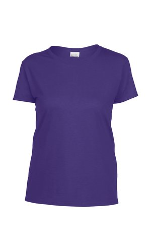 Heavy Cotton? Ladies´ T-Shirt [Lilac (Heather), S]