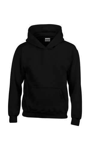 Heavy Blend? Youth Hooded Sweatshirt [Black, 164]
