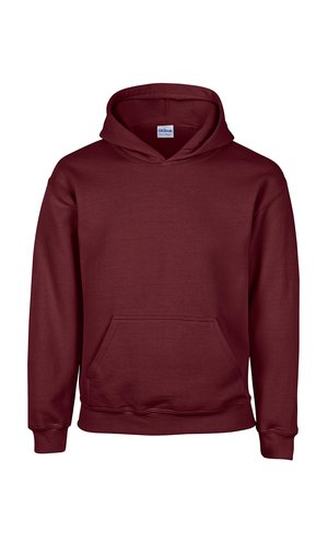 Heavy Blend? Youth Hooded Sweatshirt [Garnet, 164]