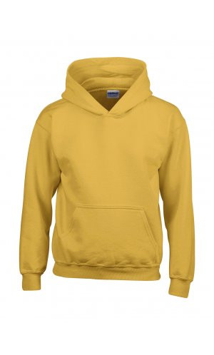 Heavy Blend? Youth Hooded Sweatshirt [Gold, 164]