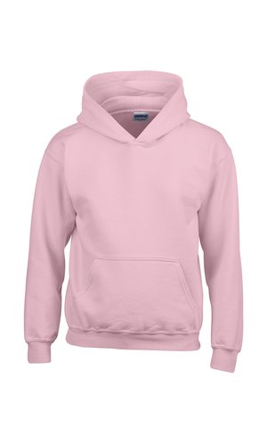 Heavy Blend? Youth Hooded Sweatshirt [Light Pink, 164]