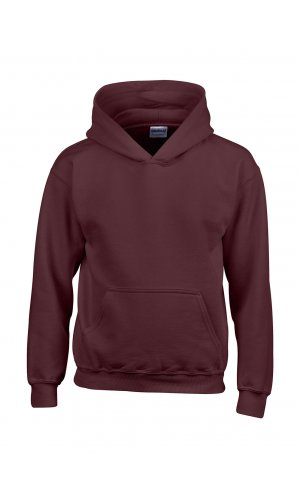 Heavy Blend? Youth Hooded Sweatshirt [Maroon, 164]