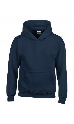 Heavy Blend? Youth Hooded Sweatshirt [Navy, 164]