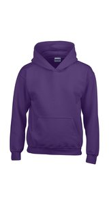 Heavy Blend? Youth Hooded Sweatshirt [Purple, 104/110]