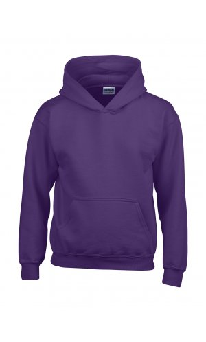 Heavy Blend? Youth Hooded Sweatshirt [Purple, 164]
