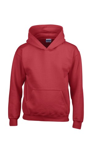 Heavy Blend? Youth Hooded Sweatshirt [Red, 164]