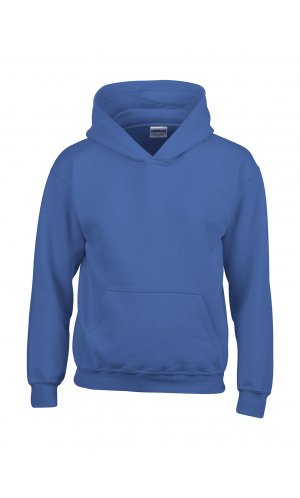 Heavy Blend? Youth Hooded Sweatshirt [Royal, 164]