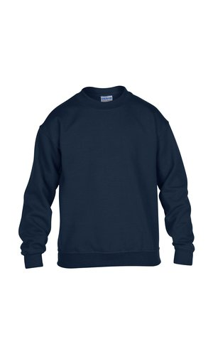 Heavy Blend? Youth Crewneck Sweatshirt [Navy, 164]