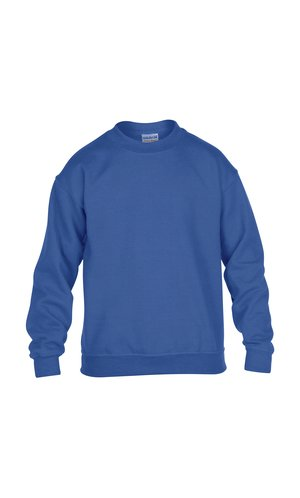 Heavy Blend? Youth Crewneck Sweatshirt [Royal, 164]