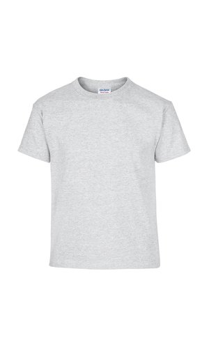 Heavy Cotton? Youth T- Shirt [Ash Grey (Heather), 164]