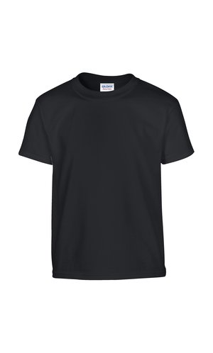 Heavy Cotton? Youth T- Shirt [Black, 140/152]