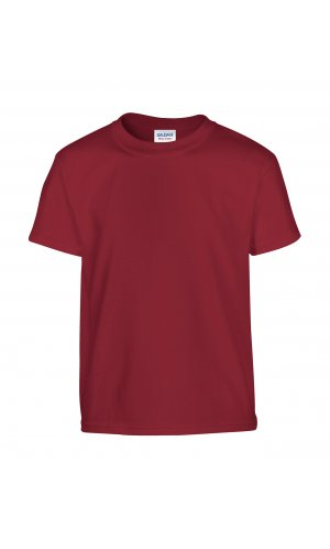 Heavy Cotton? Youth T- Shirt [Cardinal Red, 170]