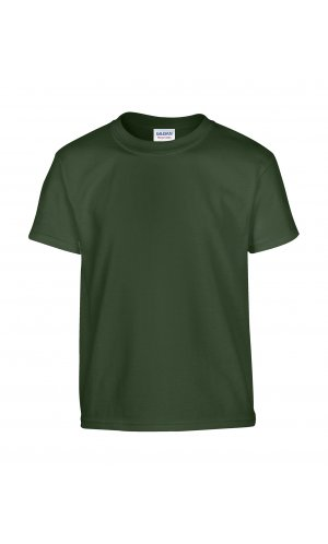 Heavy Cotton? Youth T- Shirt [Forest Green, 164]