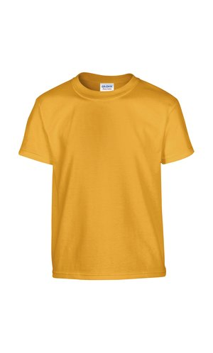 Heavy Cotton? Youth T- Shirt [Gold, 164]