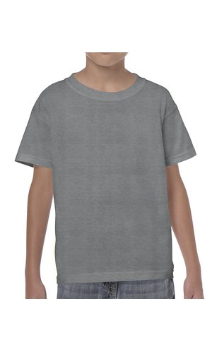 Heavy Cotton? Youth T- Shirt [Graphite Heather, 164]