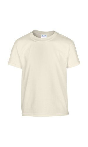 Heavy Cotton? Youth T- Shirt [Natural, 164]