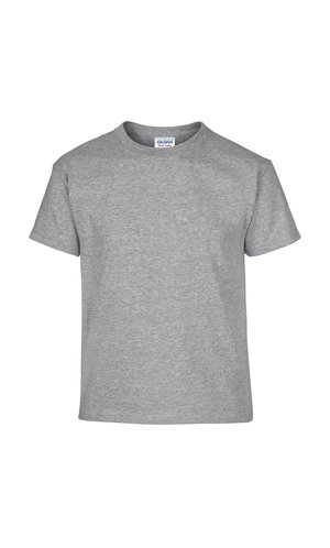 Heavy Cotton? Youth T- Shirt [Sport Grey (Heather), 164]