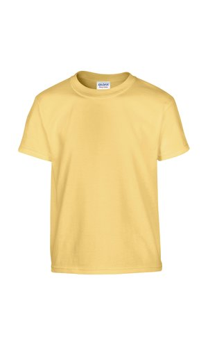 Heavy Cotton? Youth T- Shirt [Yellow Haze, 164]