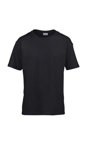 Softstyle® Youth T-Shirt [Black, 164]