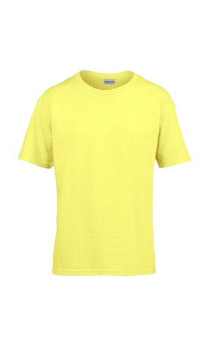 Softstyle® Youth T-Shirt [Cornsilk, 164]