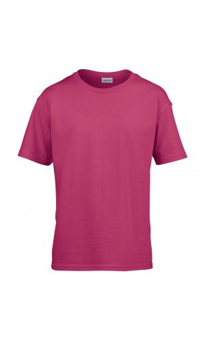 Softstyle® Youth T-Shirt [Heliconia, 164]