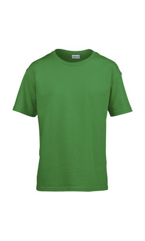 Softstyle Youth T-Shirt [Irish Green, 164]