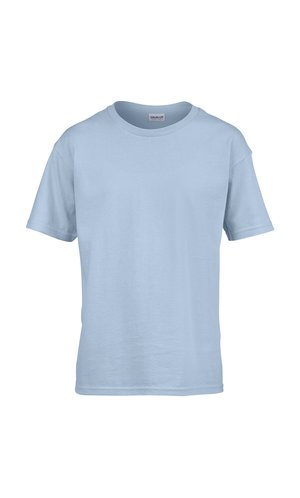 Softstyle Youth T-Shirt [Light Blue, 164]