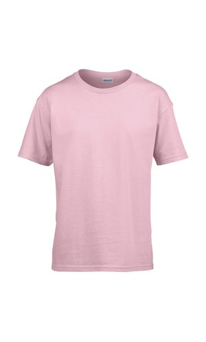 Softstyle® Youth T-Shirt [Light Pink, 164]