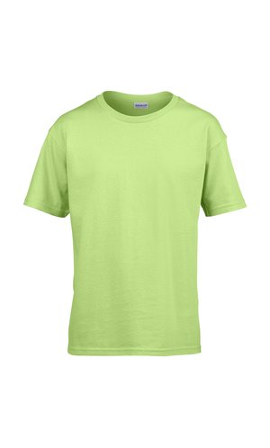 Softstyle Youth T-Shirt [Mint Green, 164]