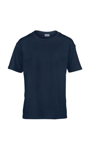 Softstyle® Youth T-Shirt [Navy, 164]